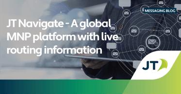JT Navigate-A global MNP platform